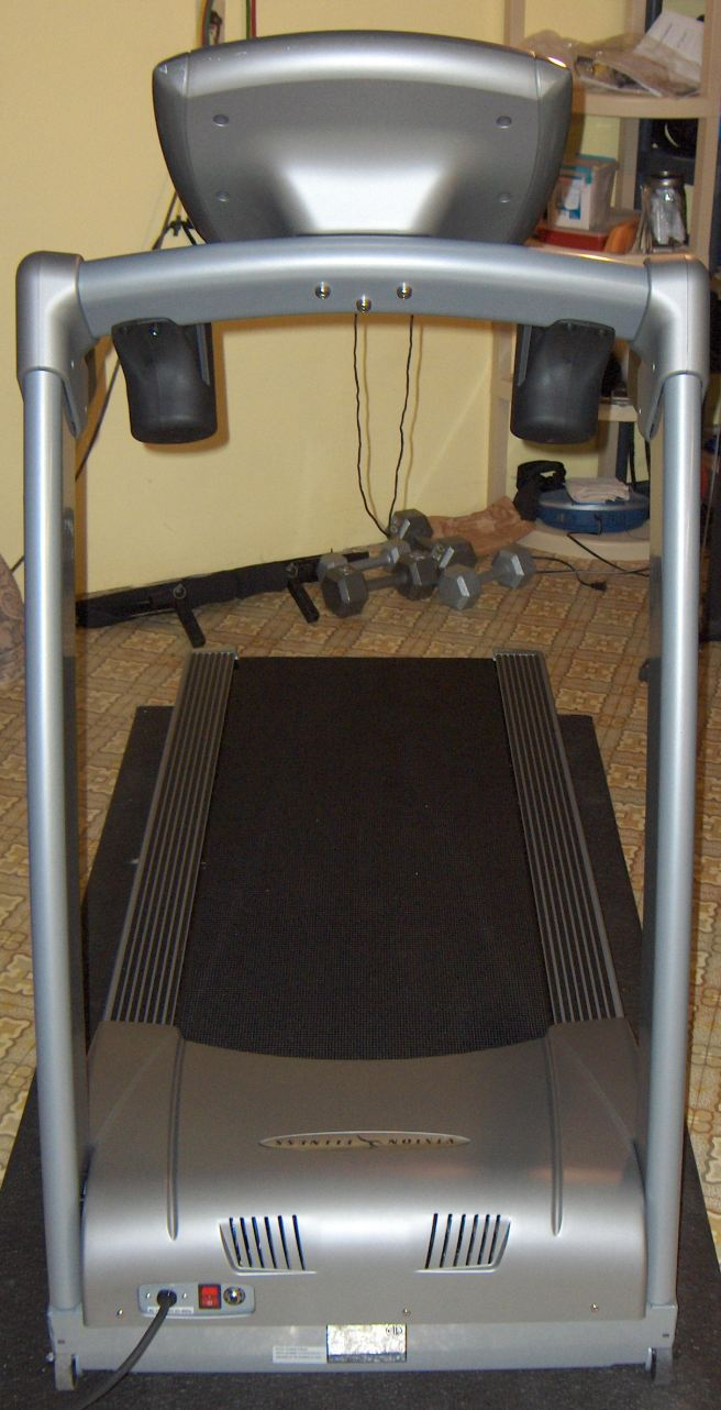TreadmillProfile